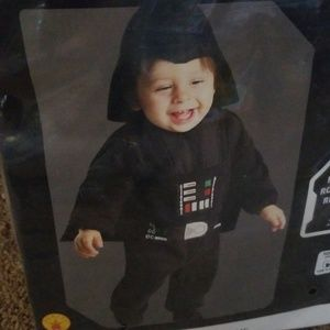 Star Wars Toddler Darth Vader Costume